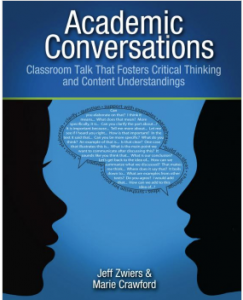 Academic Conversations Book Cover