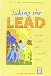 Taking the Lead Book Cover