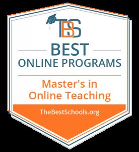TheBestSchools.org badge