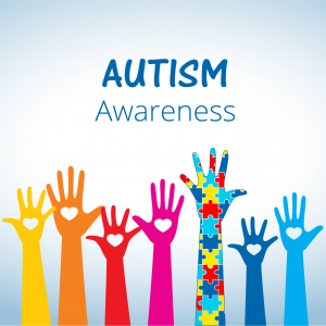 Autism Awareness Concept